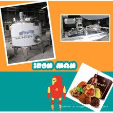 Milchschokolade Mischbehälter mit Preis des Herstellers für Motor / Rührwerk