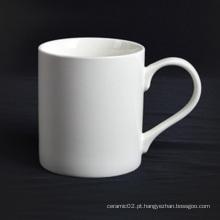 Super caneca de porcelana branca - 14CD24362