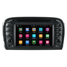 6.2 '' Android 5.1 Quad Core Hualingan Hl-8817 1.6 GHz voiture DVD GPS pour Mercedes Ben Z SL-R230