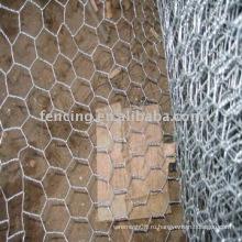 загородка ячеистой сети мелкоячеистой сетки