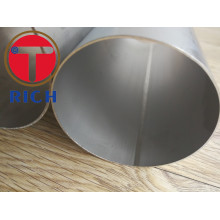 SS304 ASTM A409 ERW Welded Stainless Steel Pipe
