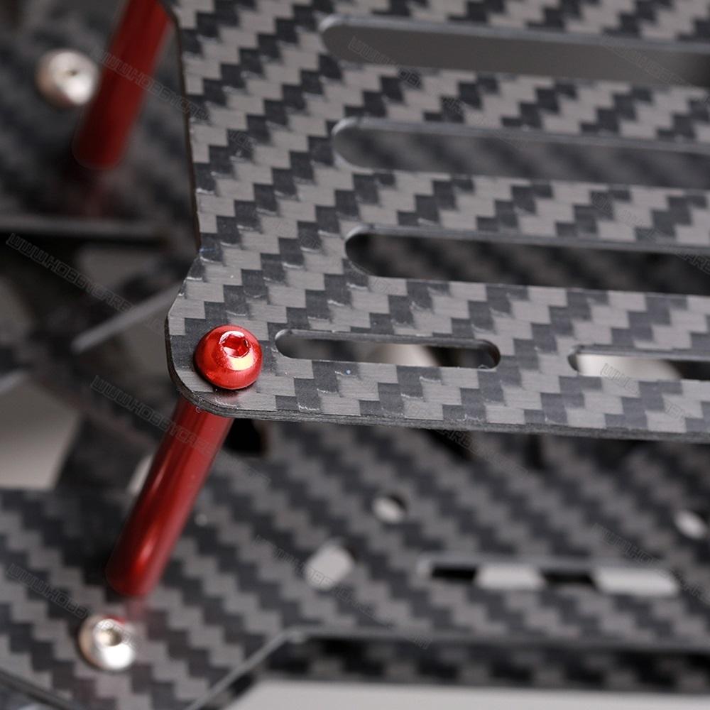 carbon fiber sheet frame 002