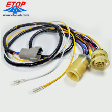 Custom Auto Headlight Wire Harness Deutsch Connector Cable