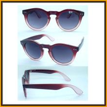 F15162 Runden Rahmen Frauen Oculos Cat3 UV400 CE Sonnenbrillen
