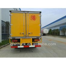 Высококачественный взрывной грузовик Dongfeng 4 * 2, продажа взрывчатого погрузчика Перу