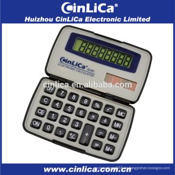 JS-8H 8-stelliger Kreditkartengrößenrechner Geschenkrechner