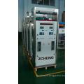 Dispensador de combustible Zcheng con 4 boquillas