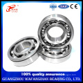 OEM Fast Low Noise Marque crédible Deep Groove Ball Bearing 6204 6304 6404