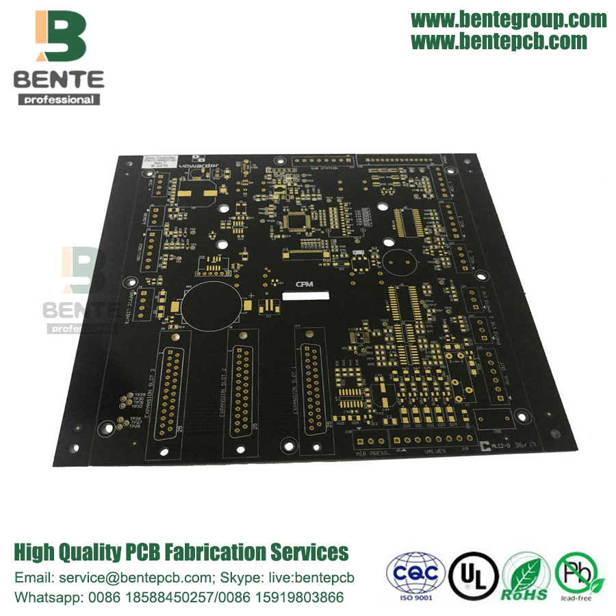 Prototype PCB Thickness FR4 PCB Assembly