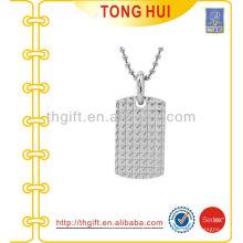 Серебро Высочайшее качество ожерелье для собак