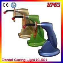 Heißer Verkaufs-LED-Licht-härtendes Gerät-zahnmedizinisches kurierendes Licht