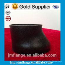 ASME B16.9 Pipe Fitting Butt Weld Seamless Excêntricos Redutores