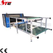 Machine multifonctionnelle de presse de la chaleur de pantalons de sublimation de rouleau de la CE