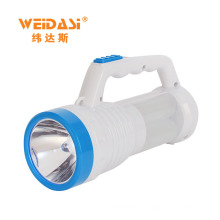 wholesale searchlight LED hand charge torch light with high brightness