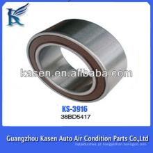 Bearing Auto Ar Condicionado Compressor Rolamentos de esferas 38BD5417 38x54x17mm
