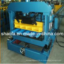 Máquina formadora de rollos (teja de acero de color)