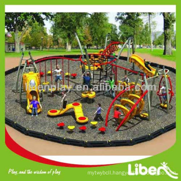 Spider Man Park Play equipemnt for Kids LE.ZZ.031