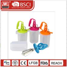 2015 Hotsales inoxydables acier Egg Beater et outils avec poignée d'oeufs