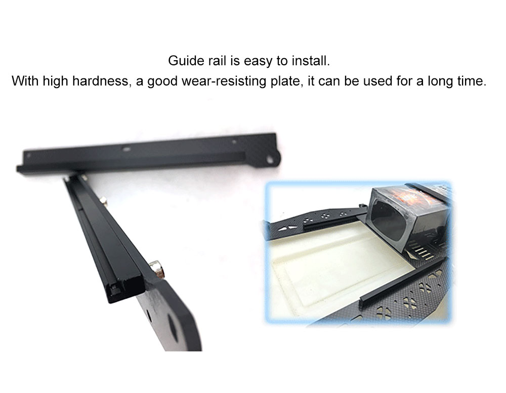 Carbon Battery Tray