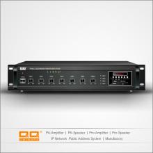 Amplificateur audio USB FM Power Lpa-380f pour école