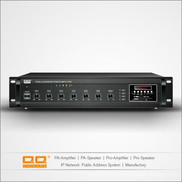 Lpa-380f USB FM Power Audio Amplifier for School