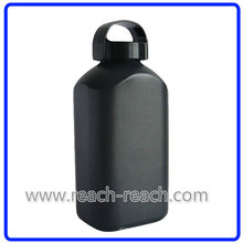 Botella de agua de 600ml viajes botella aluminio (R-4014)