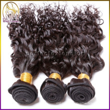 reines russisches lockiges Haar, volles Häutchen der Art und Weise neue beste verkaufenprodukte
