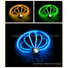 Individual Foilbag Glow Crown for Children Under 15 Years Old