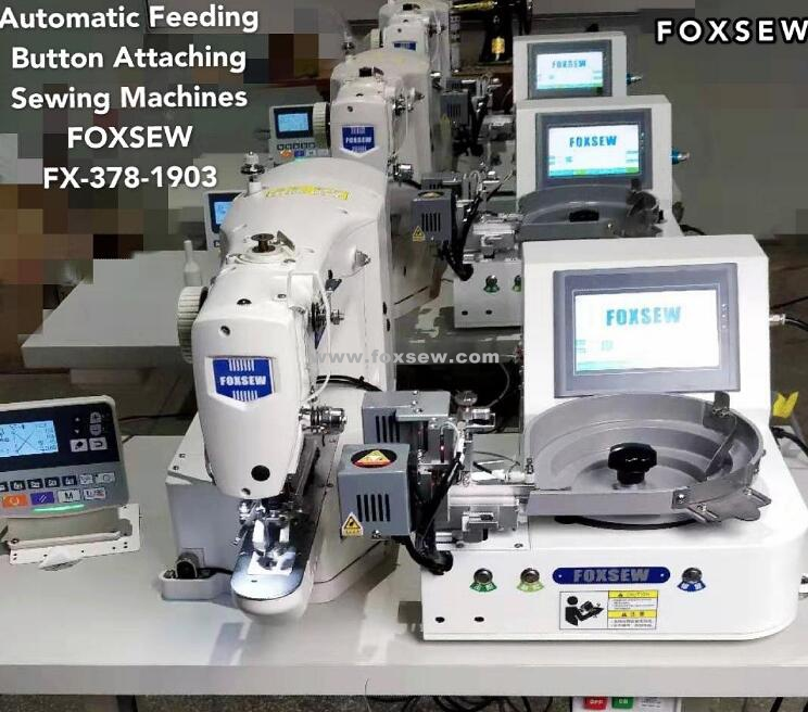Automatic Button Feeder Fx 3880999