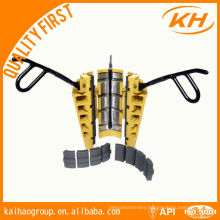 API Oilfield Type DU, Type DUL, Type SDU Drill Slip, Drill Pipe Slip