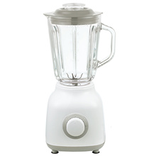 Table Top Food Blender With Glass Jug