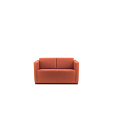 Leather 2 Seater Couch Chesterfield Lounge Sofa