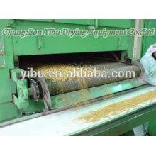 Máquina de secagem de correia de malha de algas marinhas