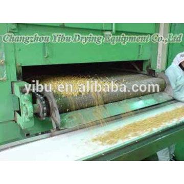 Seaweed Mesh belt drying machine
