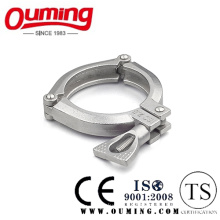 Stainless Steel 304/316L Sanitary Heavy Duty Clamp
