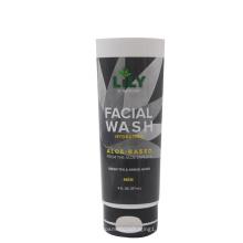 Tube de lavage facial pour hommes de 50 mm de diamètre avec capuchon supérieur de style nouveau flip
