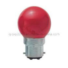 G40c lámpara de la bola del color, lámpara incandescente de la bola