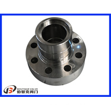 ASTM A350 LF2 SS Seal Gland for Ball Valve