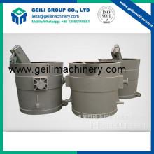 Equipos de fundición y fabricación de acero