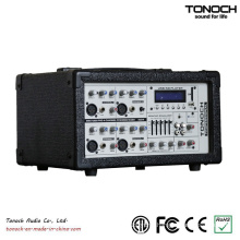4 Channel Power Box Mixing Console