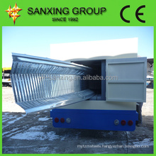 Cold Roof Roll Forming Machine /curve Roof Span Roll Forming Machine Sanxing Ubm 1000-680 Metal Colored Steel Tile 0.8 -1.5 Mm