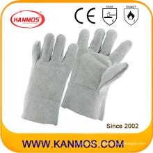 Cow Split Leather Industrial Safety Welding Work Gloves (11101-27)