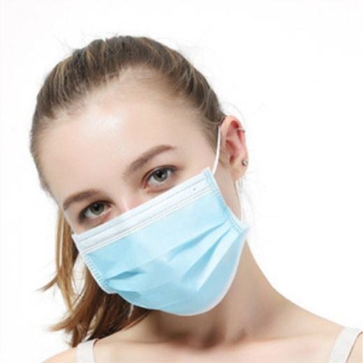 Nonwoven Face Disposable Surgical Mask