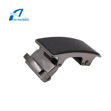 Marble-Patterned Leather Belt Buckles Waist Belt Accessories