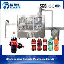 Máquina automática de llenado de bebidas refrescantes