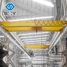 Мастерская стальной структуры двойной балки мостового типа кран