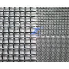 Filtrer le treillis métallique carré (usine)