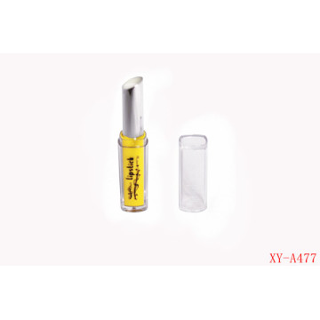 Transparent &Yellow Lipstick Container Hot Sale