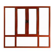 Productos directos de fábrica venta caliente de aluminio ventanas y puertas estilo vietnam
