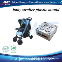 OEM safety baby stroller for baby sitting and lying high precision plastic injection mould factory